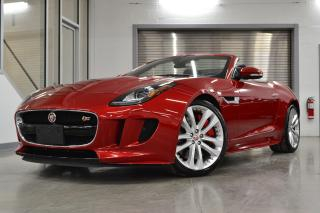 Used 2016 Jaguar F-Type S Awd Active for sale in Laval, QC