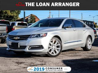 Used 2018 Chevrolet Impala for sale in Barrie, ON