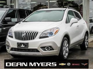 Used 2015 Buick Encore for sale in North York, ON