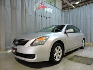 Used 2008 Nissan Altima 2.5 S for sale in Rouyn-Noranda, QC