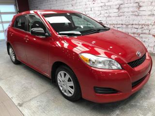 Used 2013 Toyota Matrix for sale in Sorel-Tracy, QC