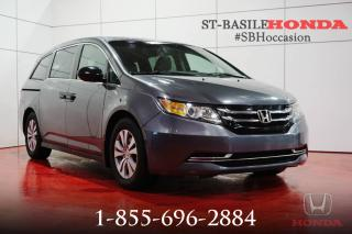 Used 2015 Honda Odyssey SE + 8 PASSAGERS + MAGS + GARANTIE + WOW for sale in St-Basile-le-Grand, QC