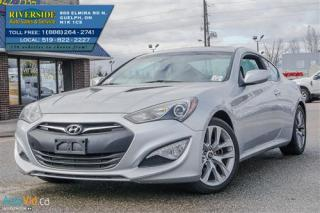 Used 2013 Hyundai Genesis Coupe 2.0T Premium for sale in Guelph, ON