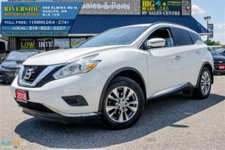 Used 2016 Nissan Murano S for sale in Guelph, ON