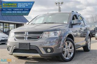 Used 2012 Dodge Journey Crew for sale in Guelph, ON
