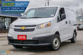Used 2015 Chevrolet City Express LT for sale in Guelph, ON