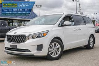 Used 2016 Kia Sedona LX for sale in Guelph, ON