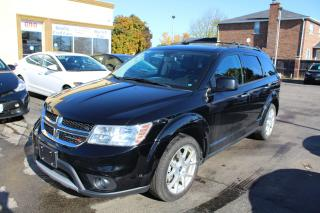 Used 2016 Dodge Journey R/T AWD for sale in Brampton, ON