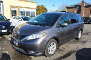 Used 2016 Toyota Sienna LE 8 PASSENGERS for sale in Brampton, ON