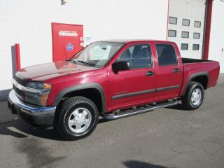 Used 2004 Chevrolet Colorado 1SC LS Z85 for sale in Calgary, AB
