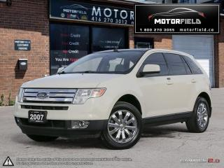 Used 2007 Ford Edge SEL *ACCIDENT FREE, NAVI, PANO ROOF* for sale in Toronto, ON