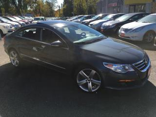 Used 2009 Volkswagen Passat CC Highline/ LEATHER/ SUNROOF/ NAVI/ BACK UP CAM! for sale in Scarborough, ON