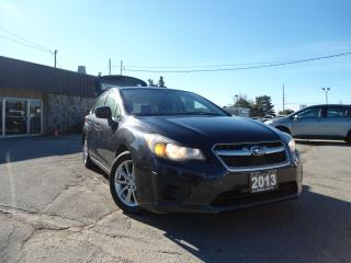 Used 2013 Subaru Impreza 2.0i w/Touring Pkg 4 new brakes+tires no accident for sale in Oakville, ON