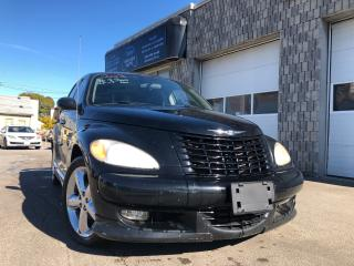 Used 2003 Chrysler PT Cruiser GT TURBO for sale in Niagara Falls, ON