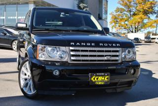 Used 2006 Land Rover Range Rover Sport ONLY 24K! NOT A TYPO! SPORT SUPERCHARGED! for sale in Oakville, ON