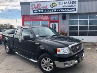 Used 2005 Ford F-150 LARIAT, LEATHER, for sale in London, ON