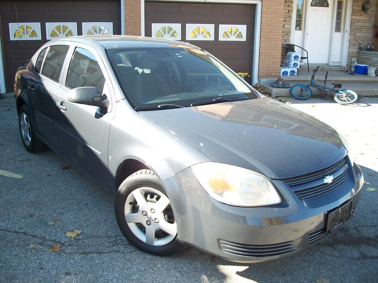 Photo of Gray 2008 Chevrolet Cobalt