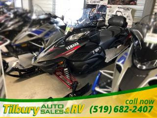 Used 2015 Yamaha RSVENTURE TF *Tall Windshield. Mirrors* for sale in Tilbury, ON