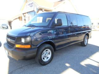 Used 2008 Chevrolet Express 1500 LS 8Passenger Loaded Certified 175,000KMs for sale in Rexdale, ON