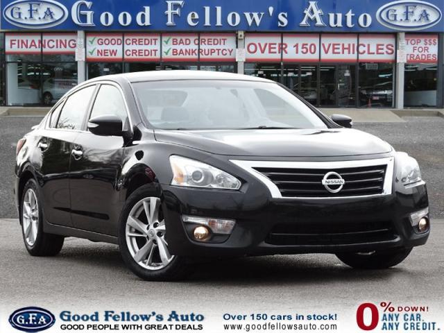 2014 Nissan Altima SL MODEL, LEATHER SEATS, SUNROOF, REARVIEW CAMERA
