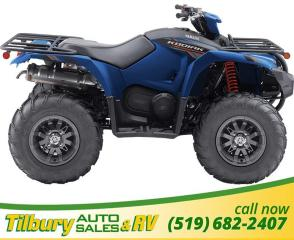 New 2019 Yamaha Kodiak 450 EPS SE 421 cc, fuel-injected, single-cylinder engine for sale in Tilbury, ON