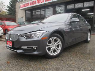 Used 2014 BMW 320 xDrive-NAVIGATION-CAMERA-LOADED for sale in Scarborough, ON