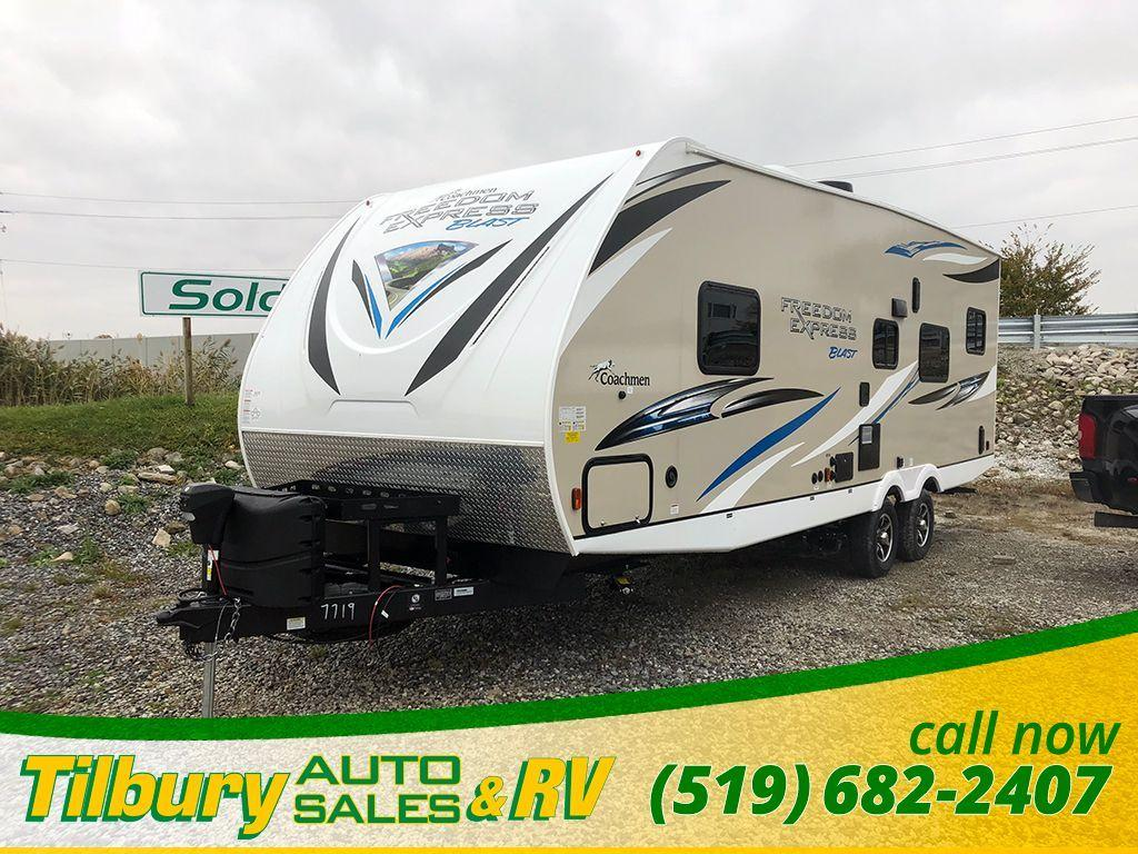 2019 Coachmen RV Freedom Express Blast 271BL