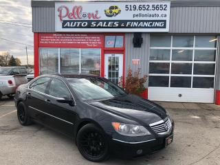 Used 2005 Acura RL ONE OWNER, 2 SETS OF RIMS, LOADED, MINT for sale in London, ON