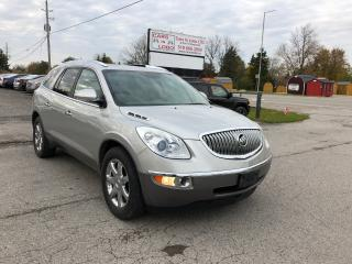 Used 2008 Buick Enclave CXL AWD for sale in Komoka, ON