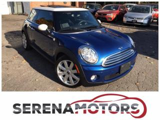 Used 2007 MINI Cooper AUTO | FULLY LOADED | ONE OWNER | LOW KM for sale in Mississauga, ON
