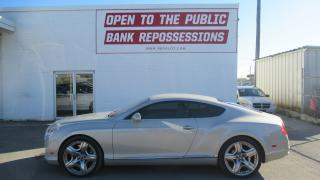 Used 2013 Bentley Continental GT for sale in Toronto, ON