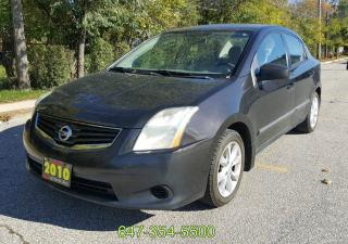 Used 2010 Nissan Sentra 2.0 for sale in Mississauga, ON