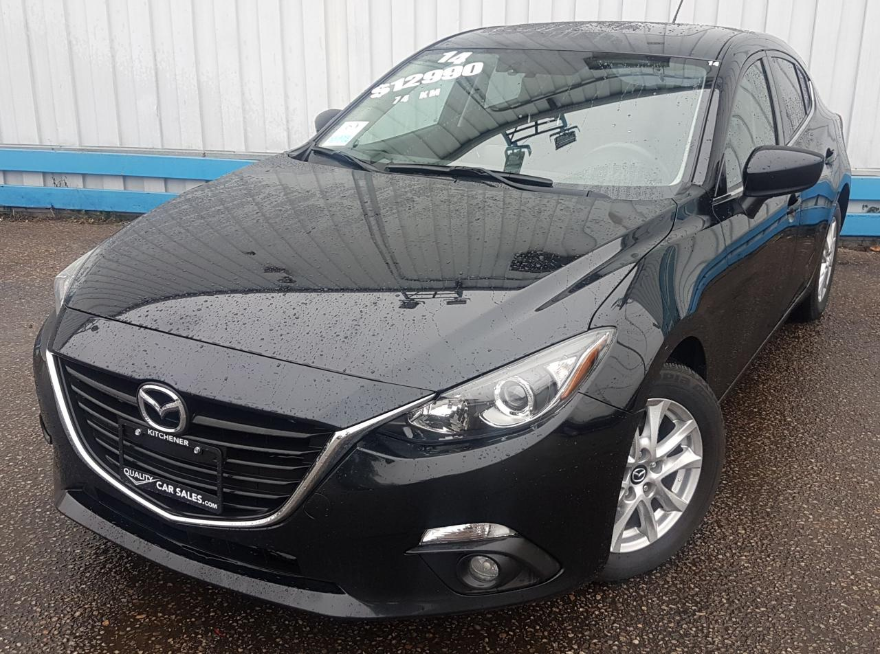 2014 Mazda MAZDA3 GS Hatchback *SUNROOF*
