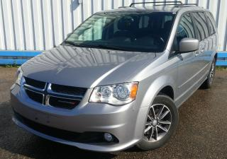 Used 2016 Dodge Grand Caravan SXT Premium *LEATHER-DVD PLAYER* for sale in Kitchener, ON