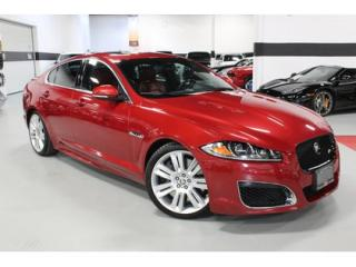 Used 2013 Jaguar XF XFR   LOCAL TRADE IN   FULLY LOADED for sale in Vaughan, ON