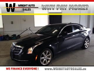 Used 2015 Cadillac ATS Standard R|LOW MILEAGE|LEATHER|40,744 KMS for sale in Cambridge, ON