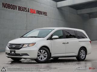 Used 2015 Honda Odyssey EX*8 Passenger*DVD*Camera*Mint for sale in Mississauga, ON