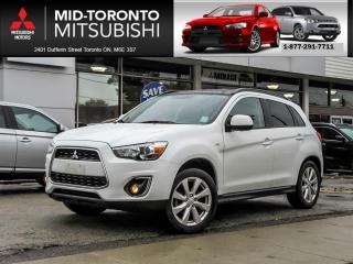 Used 2013 Mitsubishi RVR GT AWD|Panoramic Sunroof|Bluetooth for sale in North York, ON