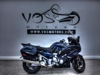 Used 2016 Yamaha FJR1300 - Free Delivery in GTA** for sale in Concord, ON