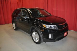 Used 2015 Kia Sorento EX | Moonroof | Remote Start | One Owner for sale in Listowel, ON