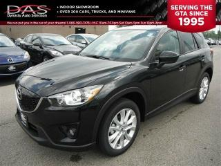 Used 2013 Mazda CX-5 GT AWD NAVIGATION/LEATHER/SUNROOF for sale in North York, ON