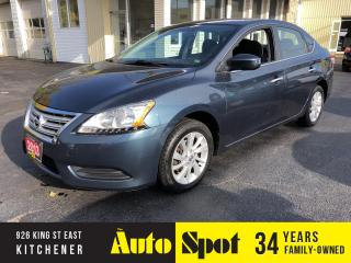 Used 2013 Nissan Sentra SV/MOONROOF/LOADED/PRICED-QUICK SALE! for sale in Kitchener, ON