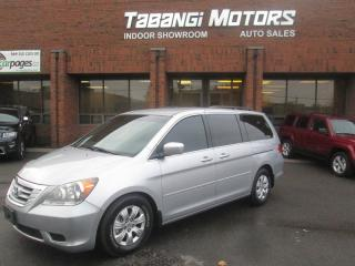 Used 2010 Honda Odyssey EX | NO ACCIDENTS | DVD | PWR DORS | 8 PASS | REMTE START for sale in Mississauga, ON