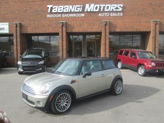 Used 2008 MINI Cooper LEATHER | SUNROOF | BLUETOOTH | 6-SPEED for sale in Mississauga, ON