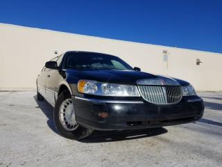 Used 1999 Lincoln Town Car 4dr Sdn Executive for sale in Edmonton, AB