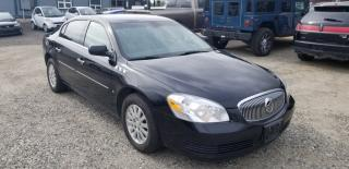 Used 2007 Buick Lucerne 4dr Sdn CX for sale in West Kelowna, BC