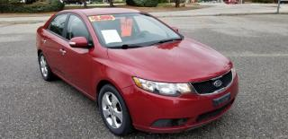 Used 2010 Kia Forte 4DR SDN EX for sale in West Kelowna, BC