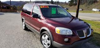Used 2006 Pontiac Montana Sv6 4DR EXT WB for sale in West Kelowna, BC