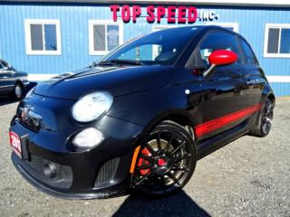 Used 2013 Fiat 500 Abarth/MINT CONDITION MUST SEE/CERTIFIED for sale in Guelph, ON