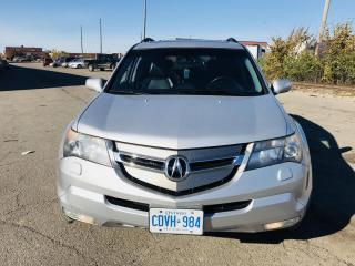 Used 2007 Acura MDX Sport Package for sale in Brampton, ON